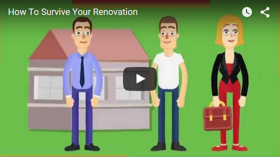 Surviving your kitchen renovation video still