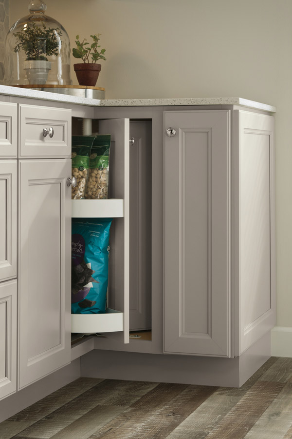 Base Corner Roto Cabinet Aristokraft Cabinetry