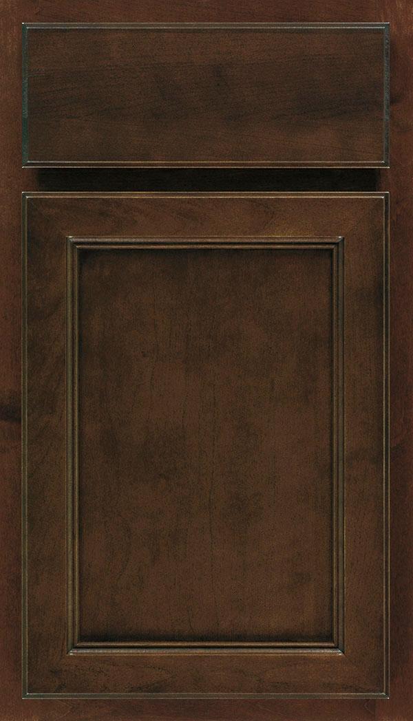 Umber Cherry Cabinet Finish Aristokraft Cabinetry