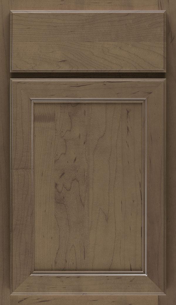 Burlap Cabinet Stain On Maple Aristokraft
