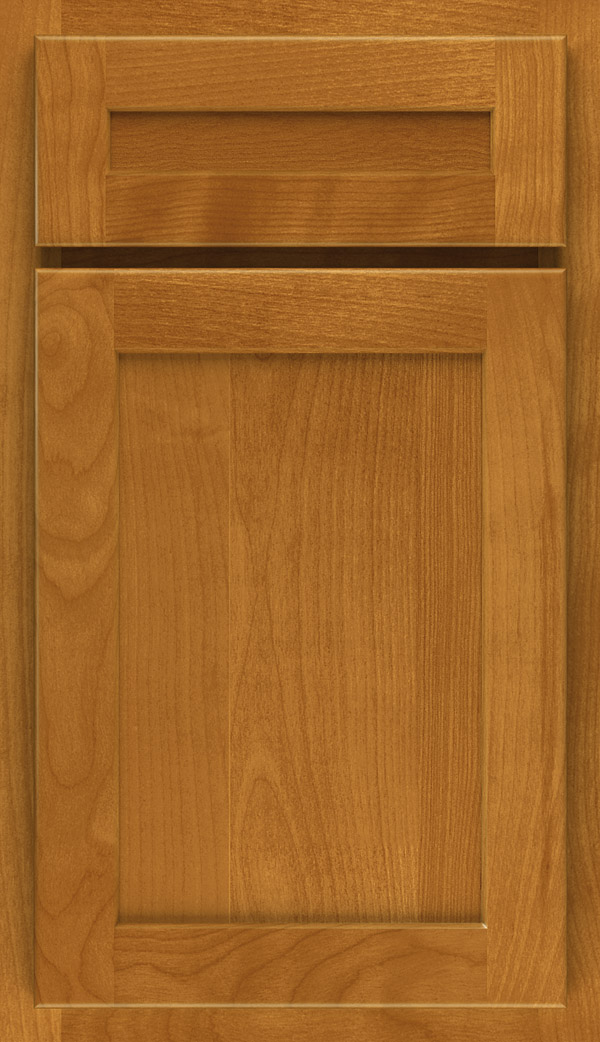 Benton 5-piece Birch shaker cabinet door in Autumn