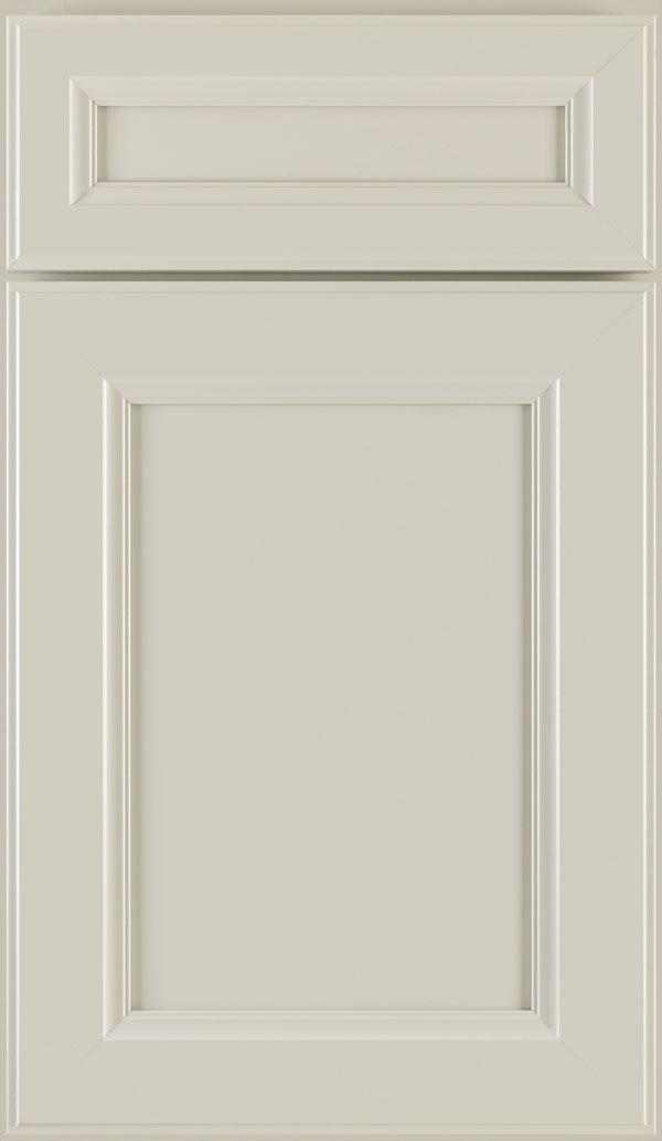 Brellin; Durham 5 Piece PureStyle Laminate Cabinet Door In Glacier Gray