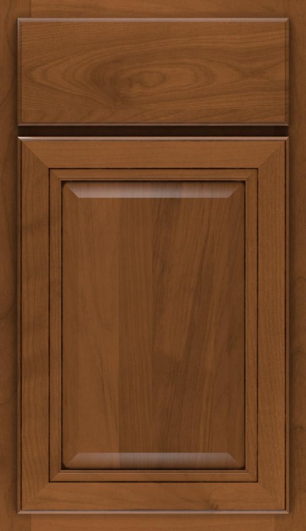 Charmant Saybrooke Birch Cabinet Door In Pumpernickel