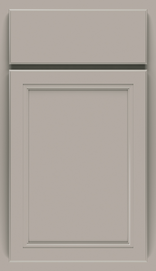 Stone Gray Painted Cabinets Aristokraft Cabinetry