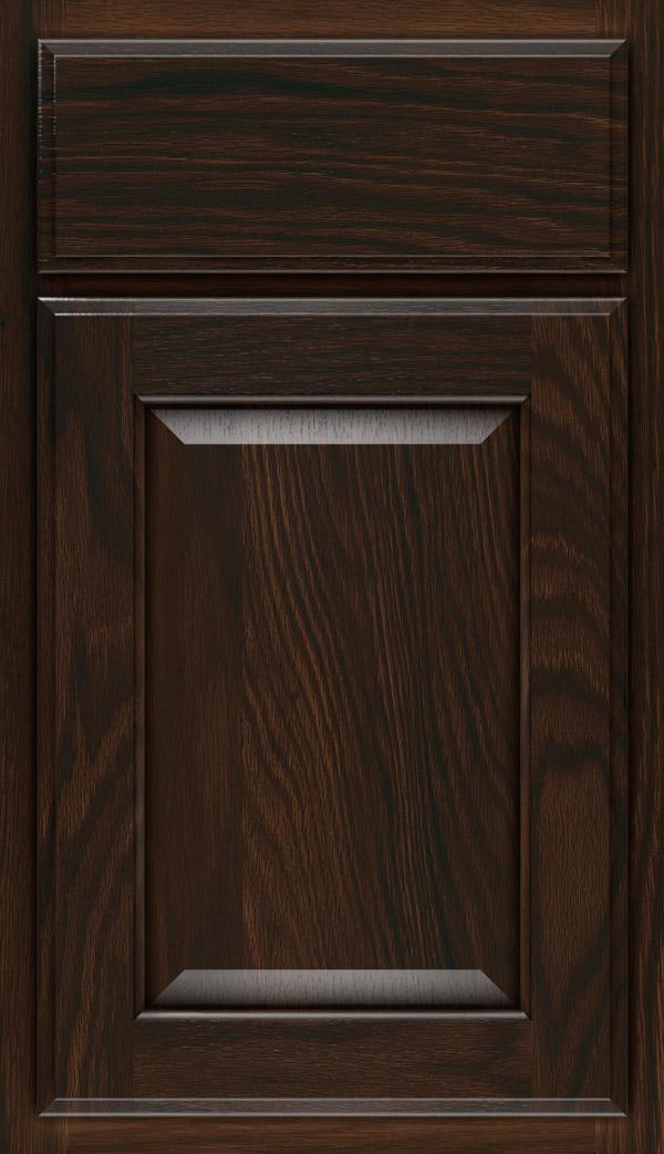 Umber Oak Cabinet Finish Aristokraft Cabinetry