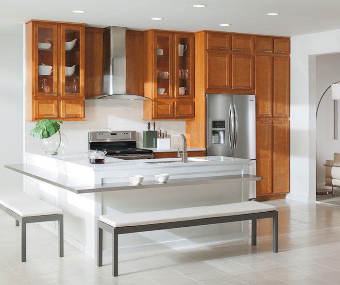Benton - Shaker Style Cabinet Doors - Aristokraft