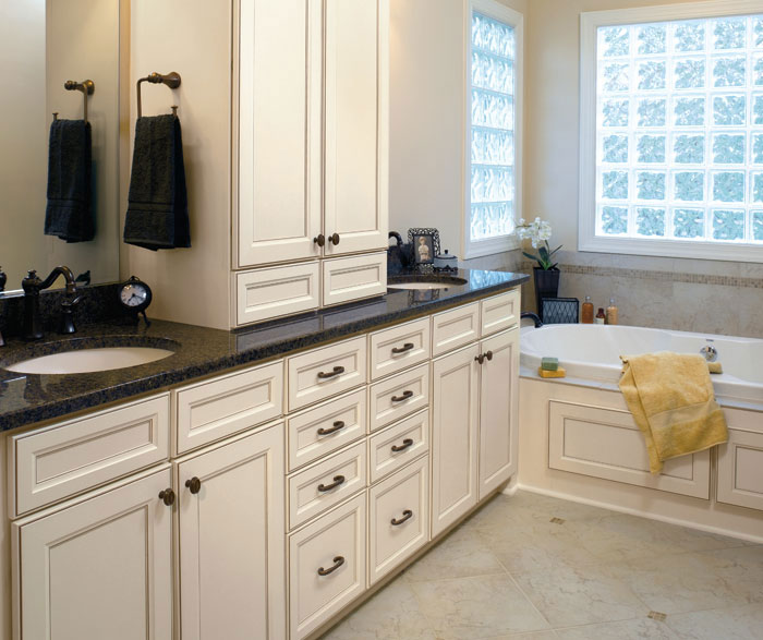 Marvelous ... Durham Cabinets · Laminate Bathroom Cabinets By Aristokraft Cabinetry  ...