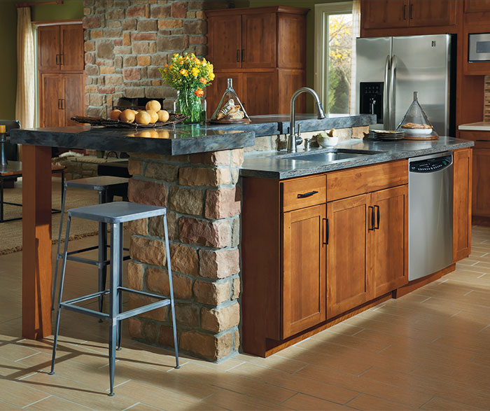 ... Shaker Style Kitchen Cabinets By Aristokraft Cabinetry ...