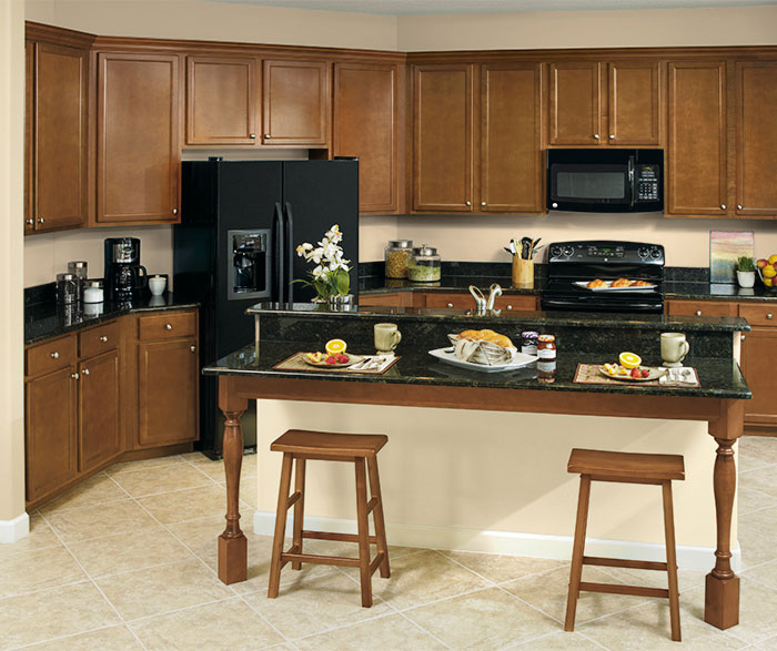 Birch Kitchen Cabinets