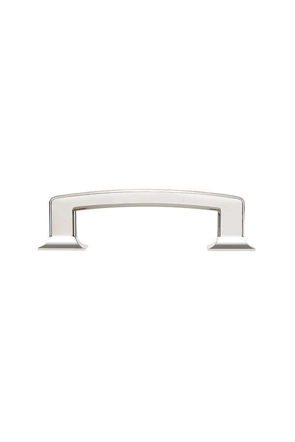 Polished Nickel Cabinet Pull H414