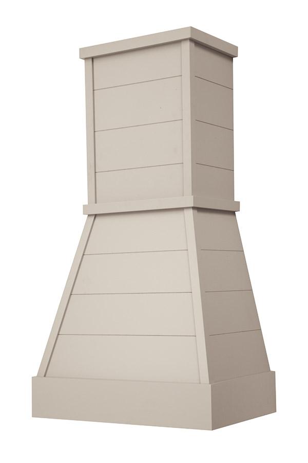 Shiplap Wood Hood Aristokraft Cabinetry