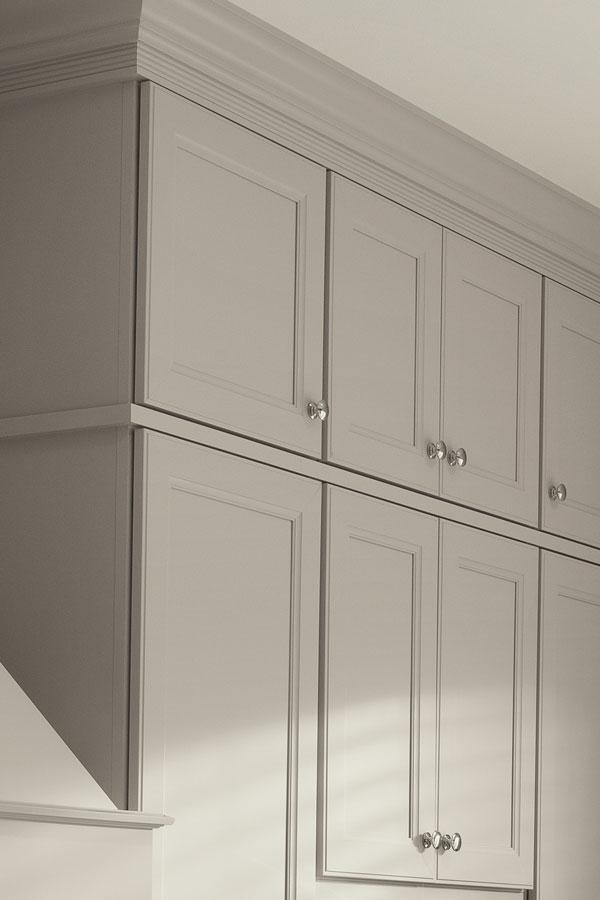 Trim Moulding Under Cabinet