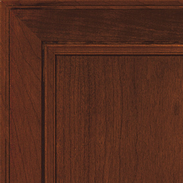 Java glaze cherry cabinet finish by Aristokraft Cabinetry