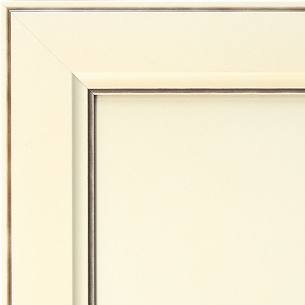 Toasted antique pure style cabinet finish by Aristokraft Cabinetry