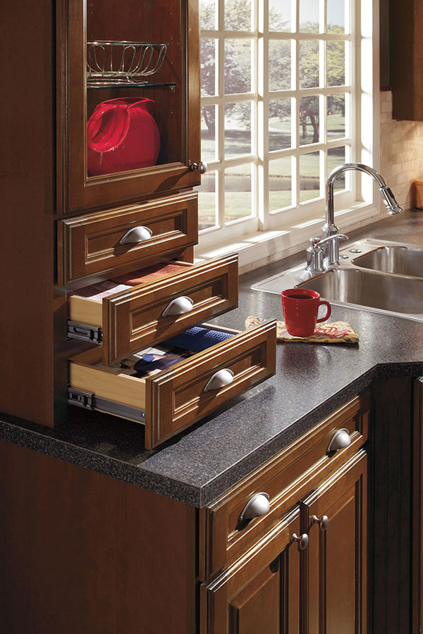 Wall Drawer Unit