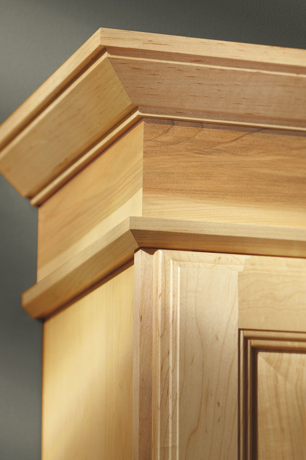 Monticello Crown Moulding